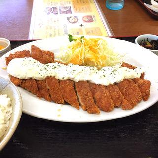 チキン南蛮ランチ(うみかじ食堂 )