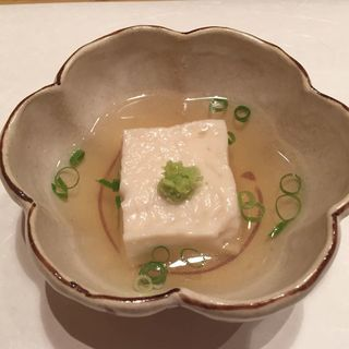ゴマ豆腐(よし田 )