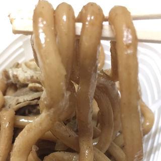 和風豚焼きうどん(セイコーマート 山鼻9条店)