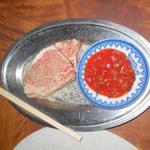 柔らかヒレ肉焼き
