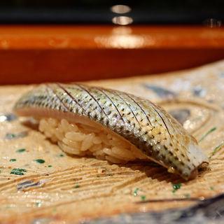 小鰭(弥助鮨)
