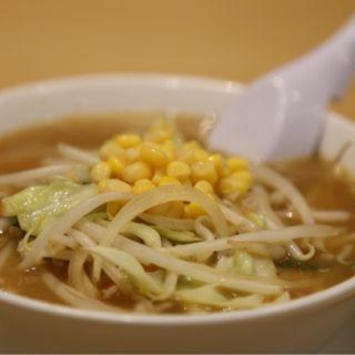 味噌ラーメン(三秀 )