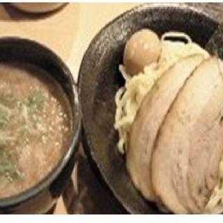 特製つけ麺(つけ麺 雀 天満橋店)
