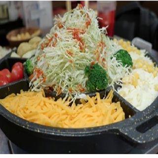 チーズダッカルビ(李朝園 京橋店)
