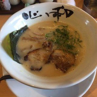 とんこつラーメン(心ゝ和 (cocowa))