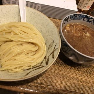 濃厚鶏つけ麺(新橋 纏 (まとい))