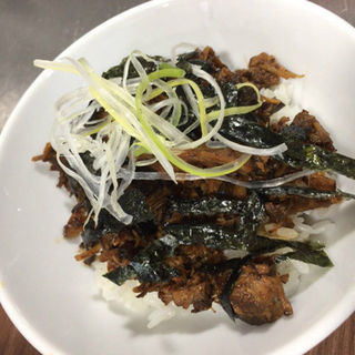 ヘタ丼(一日一麺LAB+ (イチニチイチメンラボプラス))