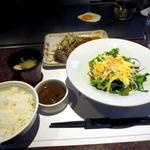 (平日限定)サイコロステーキ ランチ