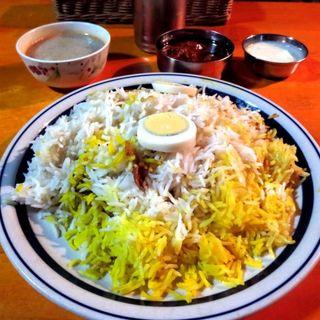 ビリヤニ(シンズキッチン (Singh's Kitchen))