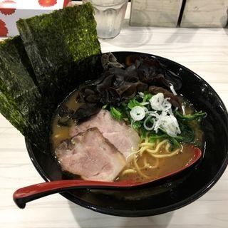 ラーメンセット(麺家 歩輝勇 (メンヤ ポキオ))