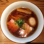 醤油味玉(らぁめん鴇 (とき))