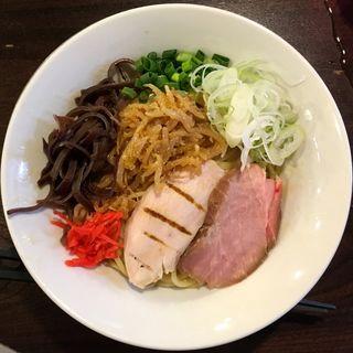 汁なし豚骨そば(金町製麺 )