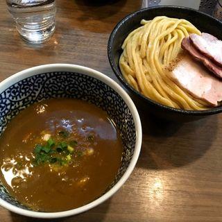 極濃煮干しつけ麺  中(煮干しつけ麺 宮元)