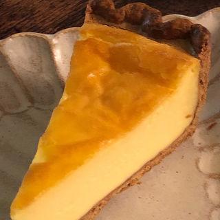 チーズタルト(アラボンヌー (ala bonne heure))