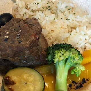牛肉とオリーブの煮込みプロヴァンス風(モルソー )