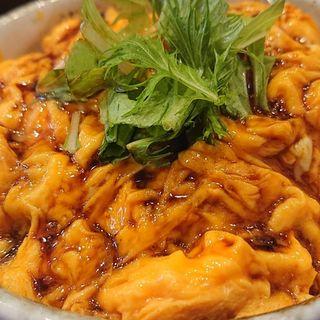 ふわ玉丼(らーめん専門 和海 (なごみ))