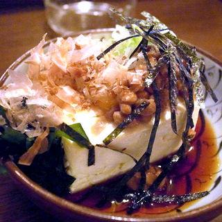 馬力豆腐(宝泉 )