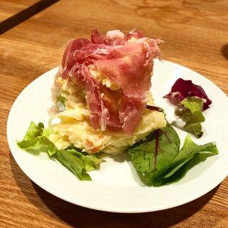 ポテサラ(酒場檸檬)