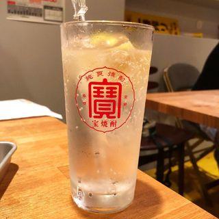 レモンサワー(酒場檸檬)