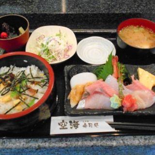 ちらし寿司(江戸前寿司処 空海 )