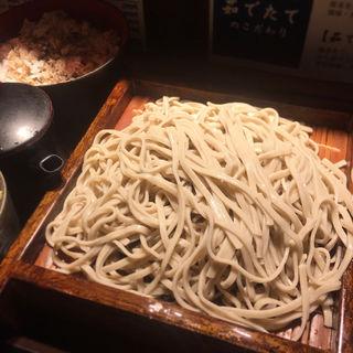 小ガリ鯖飯セット(さ竹 恵比寿店)