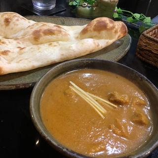 ランチDセット(インド料理 シャティ (Shathi))