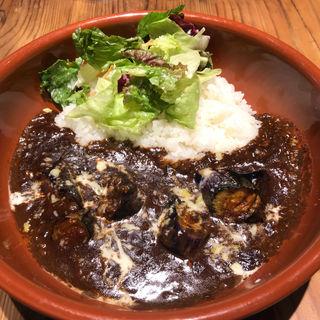 大人気!茄子とひき肉のカレー(RRainbow ららぽーと富士見(ダブルレインボー))