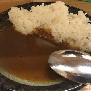 ミニカレー(うどん甚三 (じんざ))
