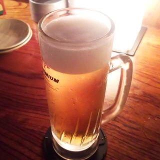 ビール(とり鉄 武蔵小杉店 (とりてつ))