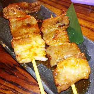 神戸牛のカルビ串(とり鉄 武蔵小杉店 (とりてつ))
