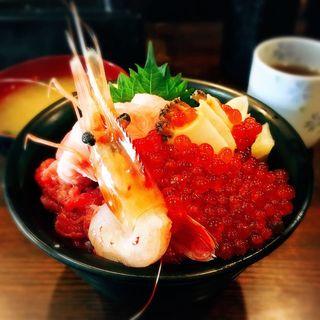 週末スペシャル(海の幸 翔 (MUSUKO))