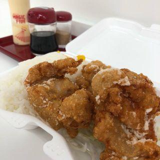 塩旨味から揚げ弁当 4個(とりサブロー 堺草部店)