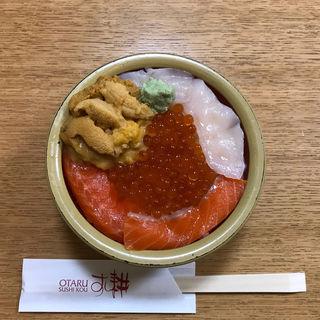 北海丼(すし耕)