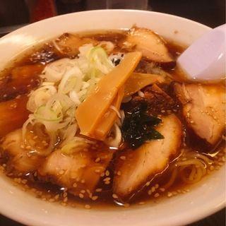 チャーシューメン(スエヒロ焼肉 )