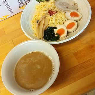 濃厚魚介豚骨つけ麺(つけ麺 花屋)