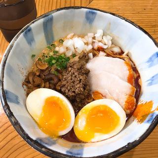 冷やし坦々麺(麺屋 さん田)