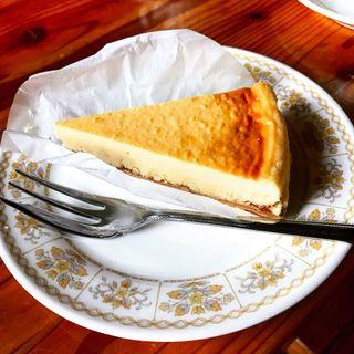 ニューヨークチーズケーキ(燕山荘 (エンザンソウ))