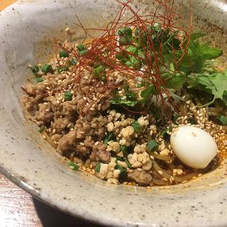汁無し坦々麺(のるど )