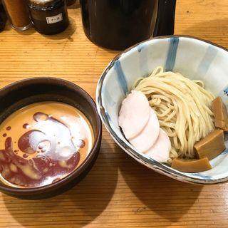 冷やし坦々つけ麺(麺屋 さん田)