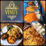 ランチ(ヴェヌス サウス インディアン ダイニング (Venu's South Indian Dining))