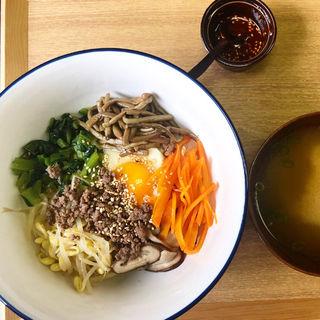 ビビンバ(韓国家庭料理シム ひといき)