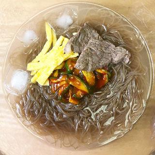 冷麺(韓国家庭料理シム ひといき)