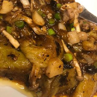 茄子の中華炒め煮(蓮月 (レンゲツ))