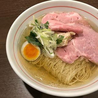 TOKUSENRAMEN 白(八咫烏)