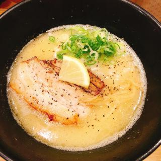 鶏とんこつらーめん 塩(キラメキ☆JAPAN )