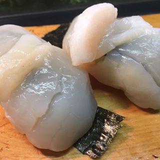 ホタテ(次郎長寿司 )