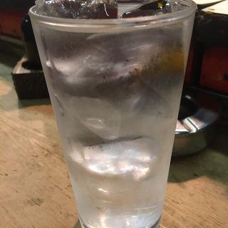 芋焼酎水割り(次郎長寿司 )