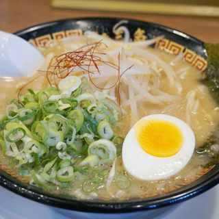 味噌ラーメン(博多三氣 野間店)