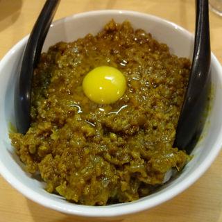 ミニカレー丼(比内蕎麦・平戸庵)