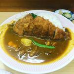 カツカレー(リッチなカレーの店 アサノ)